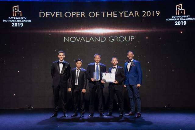 Novaland là nhà phát triển bất động sản tốt nhất Đông Nam Á - 1