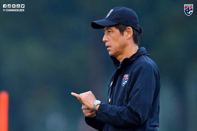 HLV Nishino cho cầu thủ nghỉ ngơi, chưa vội triệu tập U23 Thái Lan - 1
