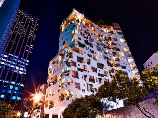 Nơi lưu trú cho khách du lịch sành điệu giữa lòng TP. Hồ Chí Minh mùa cuối năm - 1