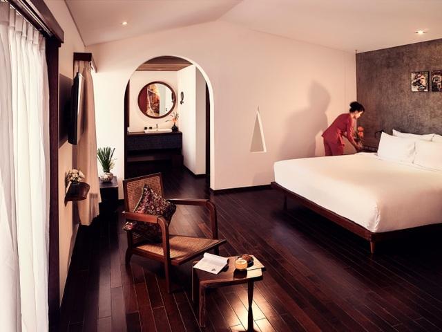 Nơi lưu trú cho khách du lịch sành điệu giữa lòng TP. Hồ Chí Minh mùa cuối năm - 3