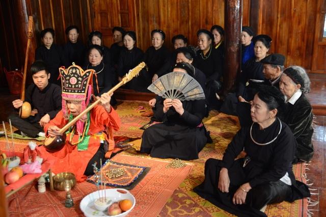 Thực hành Then được UNESCO công nhận là Di sản văn hóa nhân loại - 1