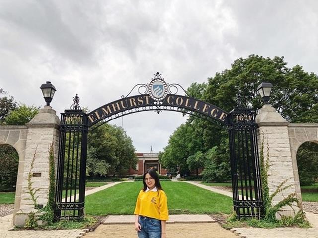 Không SAT, ACT: Học bổng du học Mỹ lên đến 100.000 USD tại đại học Elmhurst năm 2020 - 2