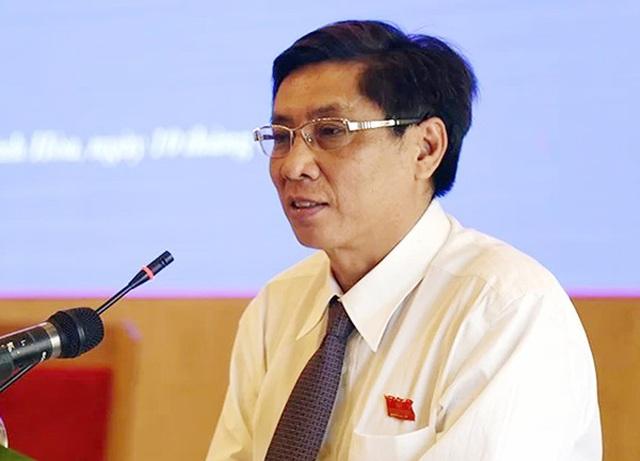 Thủ tướng cách chức Chủ tịch UBND tỉnh Khánh Hòa - 1