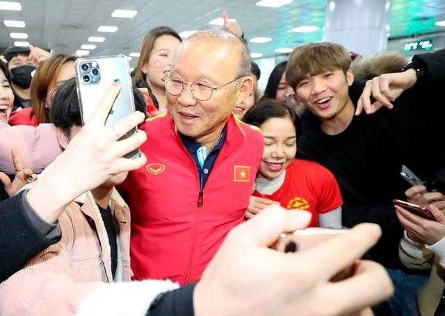 HLV Park Hang Seo được so sánh với các huyền thoại thể thao Hàn Quốc - 1