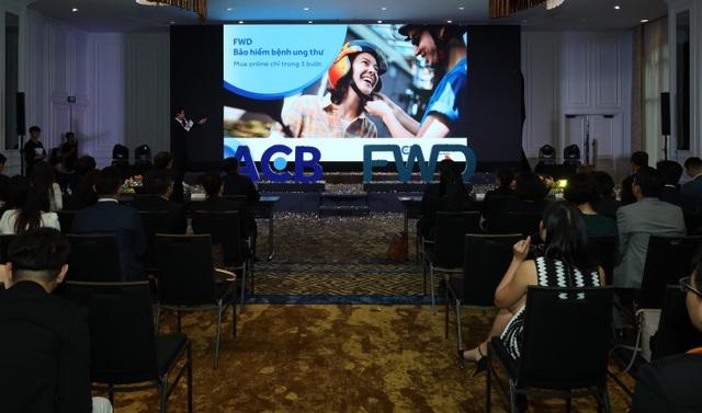 ACB tiên phong bán bảo hiểm FWD qua nền tảng website - 1