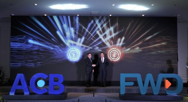 ACB tiên phong bán bảo hiểm FWD qua nền tảng website - 2