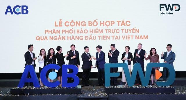 ACB tiên phong bán bảo hiểm FWD qua nền tảng website - 3