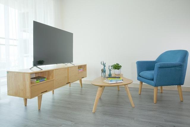 Vingroup công bố 5 mẫu tivi thông minh đầu tiên - 1
