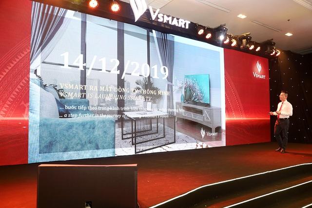 Vingroup công bố 5 mẫu tivi thông minh đầu tiên - 9