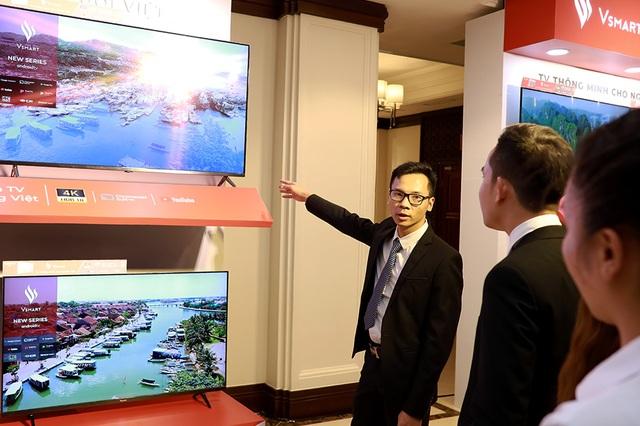 Vingroup công bố 5 mẫu tivi thông minh đầu tiên - 10