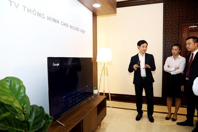 Vingroup công bố 5 mẫu tivi thông minh đầu tiên - 11