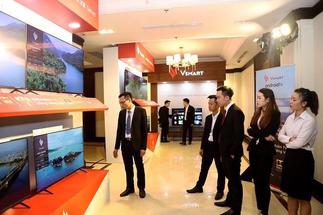 Vingroup công bố 5 mẫu tivi thông minh đầu tiên - 12