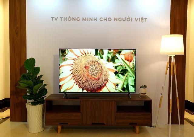 Vingroup công bố 5 mẫu tivi thông minh đầu tiên - 14