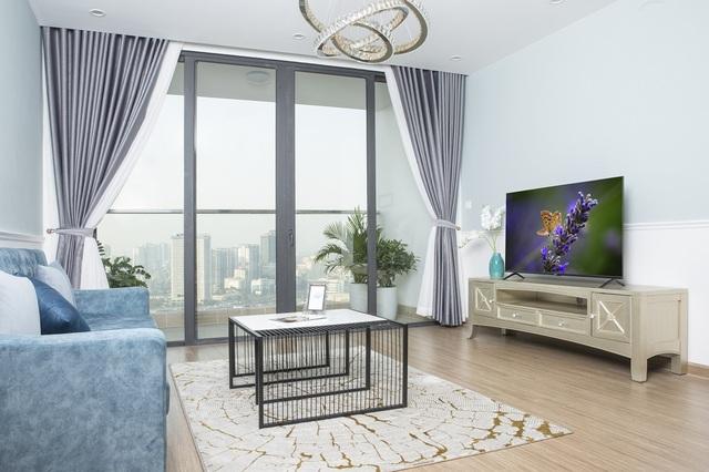 Vingroup công bố 5 mẫu tivi thông minh đầu tiên - 2