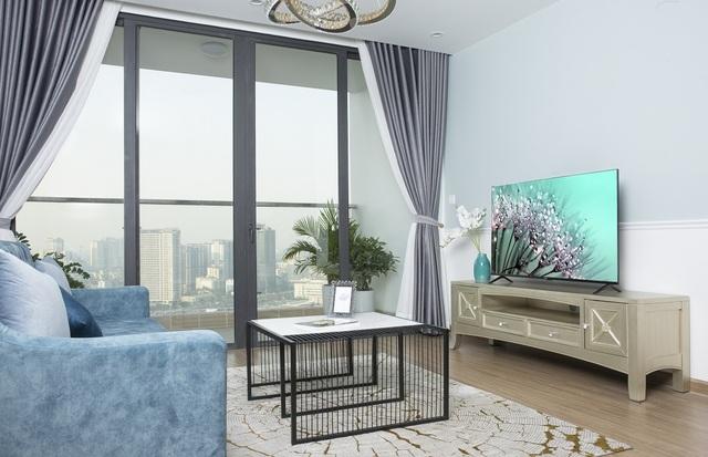 Vingroup công bố 5 mẫu tivi thông minh đầu tiên - 5