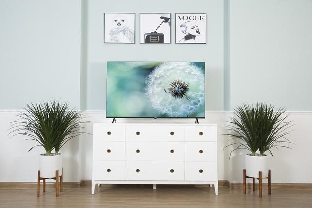 Vingroup công bố 5 mẫu tivi thông minh đầu tiên - 6