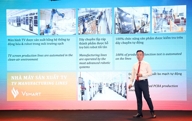 Vingroup công bố 5 mẫu tivi thông minh đầu tiên - 8