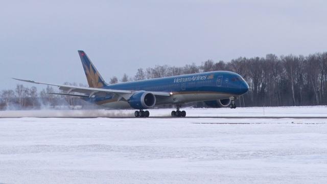 Máy bay Vietnam Airlines từ Hà Nội đi Nga hạ cánh khẩn cấp tại Ấn Độ - 1