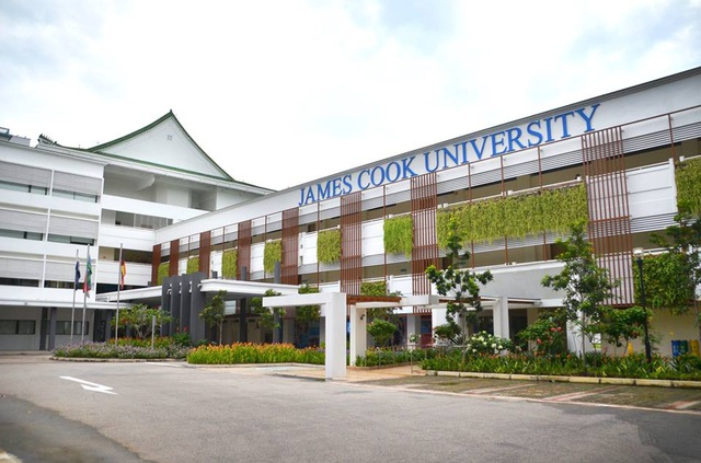 """Cơ hội """"rinh"""" học bổng 100% học phí từ Đại học James Cook Singapore - 2"""