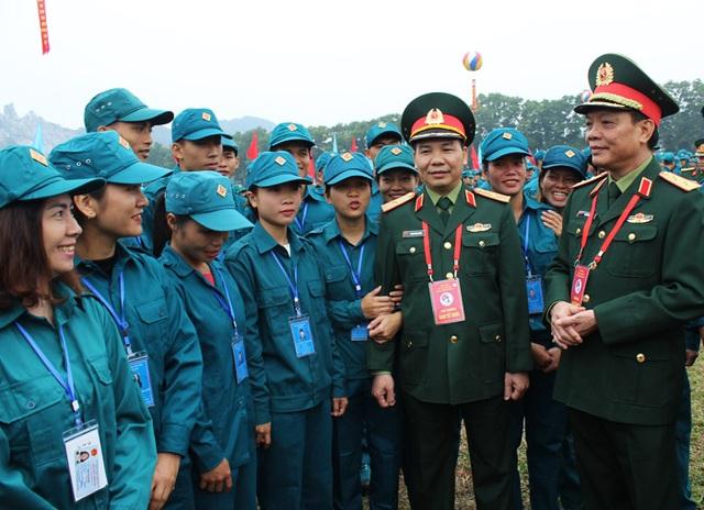 Xây dựng dân quân tự vệ vững mạnh, đáp ứng yêu cầu xây dựng và bảo vệ Tổ quốc - 1