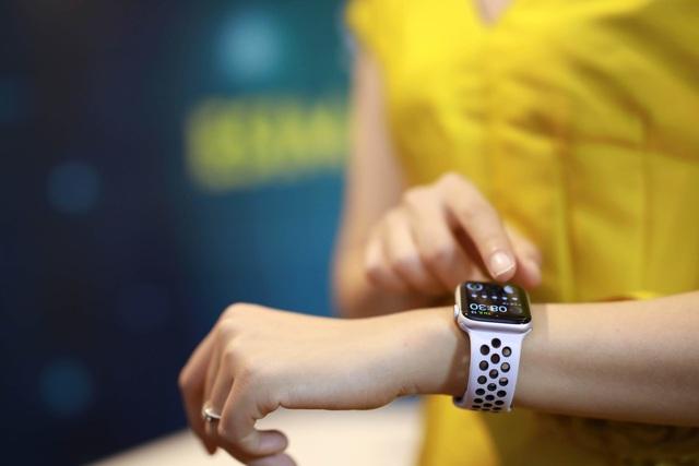 Viettel chính thức ra mắt eSim trên Apple Watch - 2
