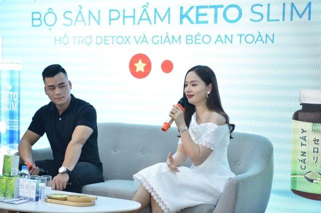 Giảm béo hiệu quả, thon thả đón Tết với bộ sản phẩm Keto Slim công nghệ Nhật Bản - 5