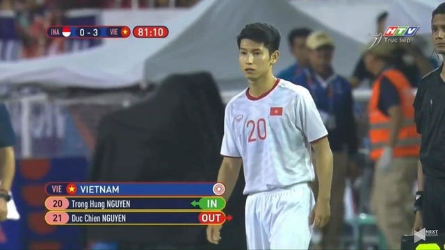 Chuyện chưa kể về hot boy mới nổi của U22 Việt Nam tại SEA Games 30 - 1