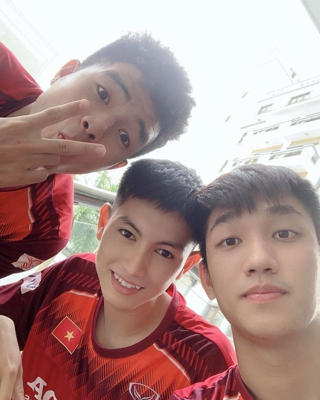 Chuyện chưa kể về hot boy mới nổi của U22 Việt Nam tại SEA Games 30 - 4
