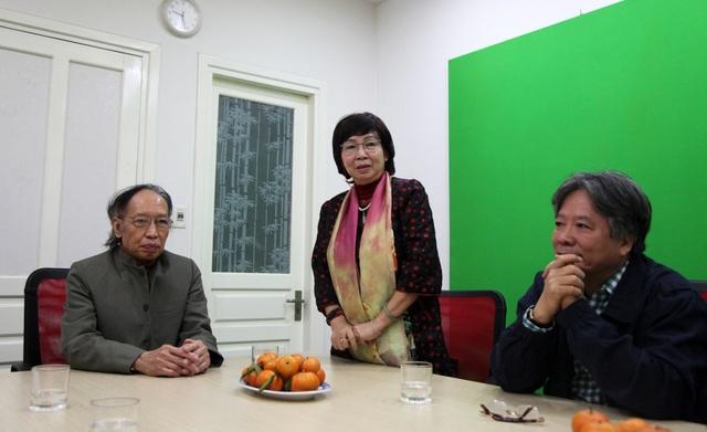 Nhân tài Đất Việt 2019 trao tặng Giải Nhất 200 triệu đồng tới tác giả - 2