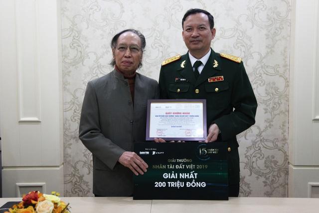 Nhân tài Đất Việt 2019 trao tặng Giải Nhất 200 triệu đồng tới tác giả - 8