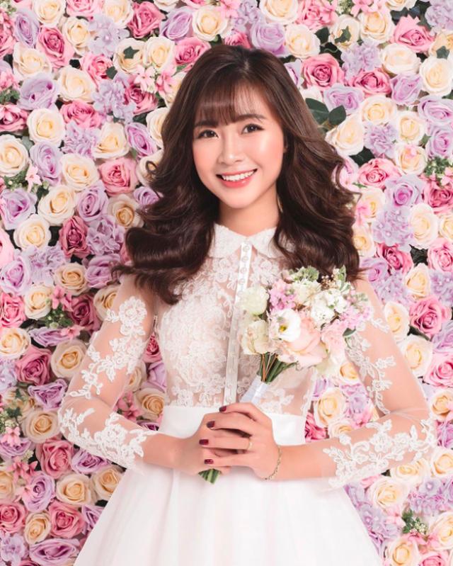 Bạn gái Phan Văn Đức tung ảnh cưới đẹp lung linh, fans đếm từng ngày tới đám cưới - 5