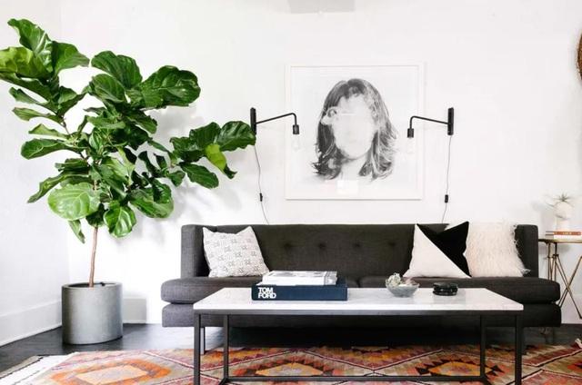"""""""Ăn gian"""" diện tích cho phòng khách từ 10 ý tưởng đơn giản không ngờ - 4"""
