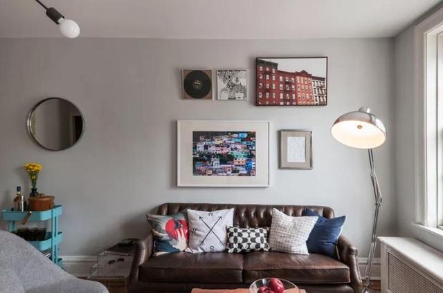 """""""Ăn gian"""" diện tích cho phòng khách từ 10 ý tưởng đơn giản không ngờ - 7"""