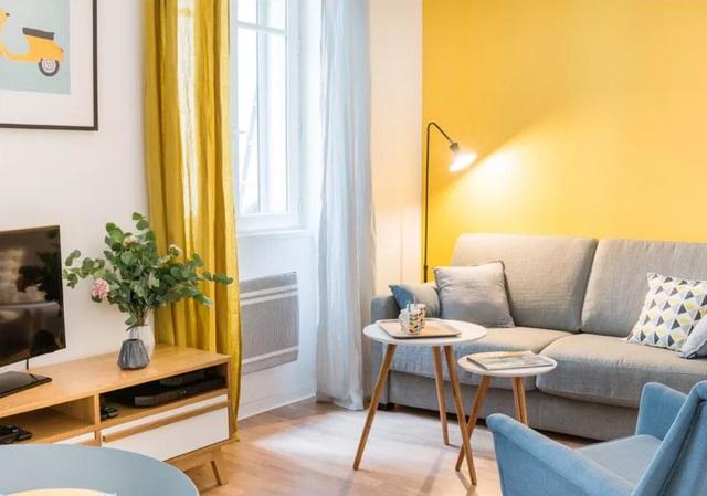 """""""Ăn gian"""" diện tích cho phòng khách từ 10 ý tưởng đơn giản không ngờ - 10"""