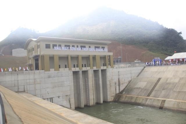 Vận hành thuỷ điện gần 1.400 tỷ đồng, Quảng Trị trở thành trung tâm năng lượng miền Trung - 1
