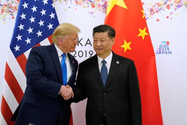 Trung Quốc cam kết mua thêm 200 tỷ USD hàng hóa Mỹ để chấm dứt thương chiến - 1