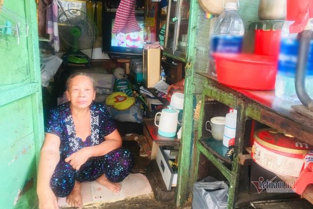Người phụ nữ Sài Gòn một thời sống giàu có, cuối đời ở căn nhà 2m2 - 2