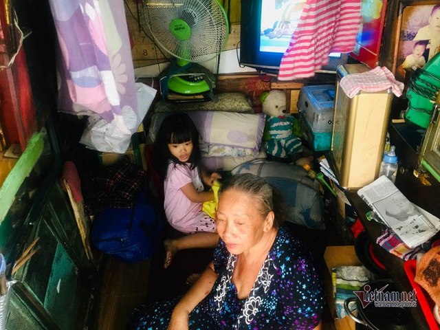 Người phụ nữ Sài Gòn một thời sống giàu có, cuối đời ở căn nhà 2m2 - 3