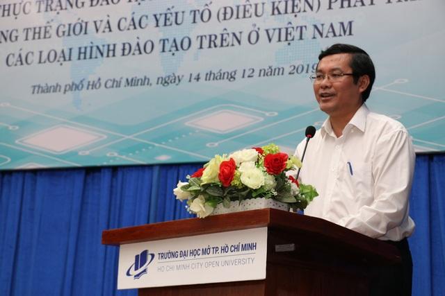 Bộ GDĐT sẽ sớm ban hành quy chế đào tạo chính quy trực tuyến - 1