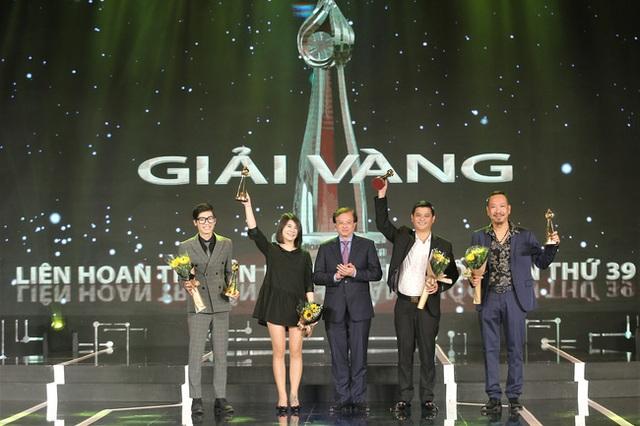Sau 11 năm đóng phim, lần đầu tiên Thu Quỳnh đoạt Nữ diễn viên xuất sắc - 4