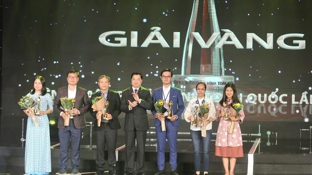 Sau 11 năm đóng phim, lần đầu tiên Thu Quỳnh đoạt Nữ diễn viên xuất sắc - 5