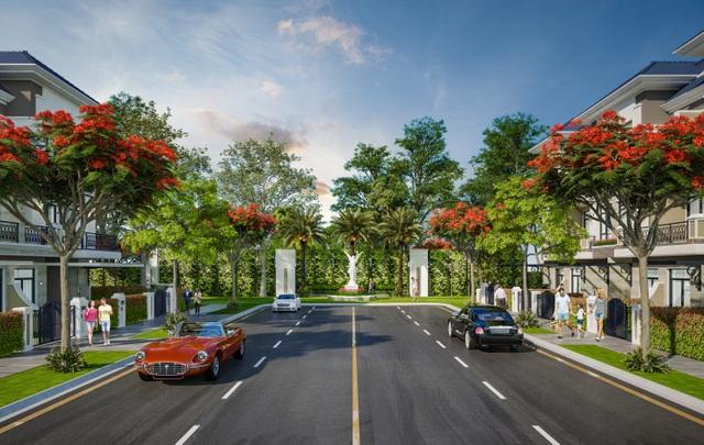 Verosa Park - Khang Điền:  Khai trương nhà mẫu - Dấu ấn kiến trúc tân cổ điển, xứng tầm thượng lưu - 6
