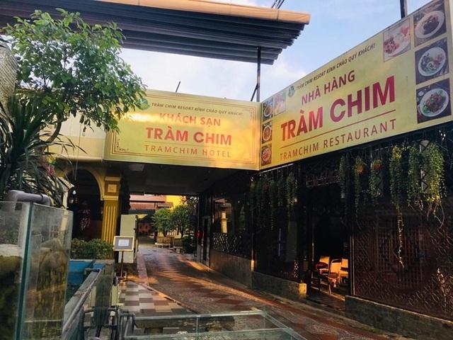 Kỷ luật nhiều cán bộ, quyết cưỡng chế vụ Gia Trang Quán - Tràm Chim Resort - 1