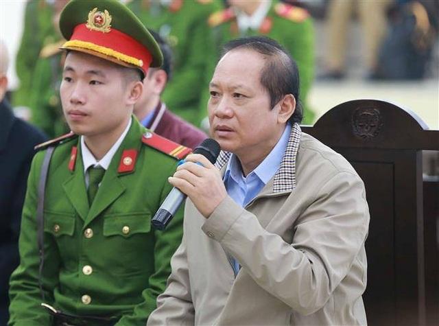 Ông Nguyễn Bắc Son lĩnh án chung thân - 4
