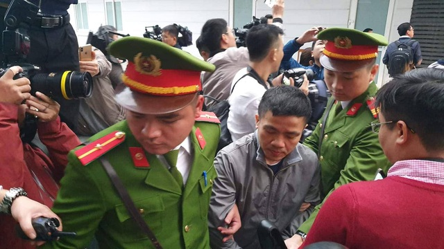 Hai cựu Bộ trưởng Nguyễn Bắc Son, Trương Minh Tuấn hầu tòa - 5