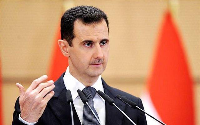 """Tổng thống Syria """"tố"""" Mỹ lấy trộm dầu - 1"""