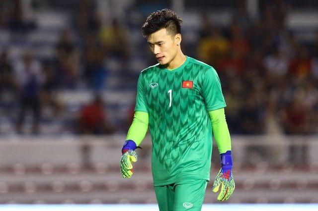 U23 Việt Nam tại giải U23 châu Á: Thủ môn Văn Toản chiếm ưu thế hơn Bùi Tiến Dũng - 2