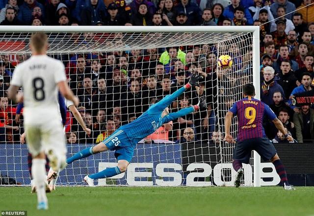 Barcelona - Real Madrid: Bước ngoặt quyết định - 2
