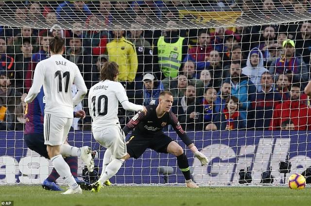 Barcelona - Real Madrid: Bước ngoặt quyết định - 3