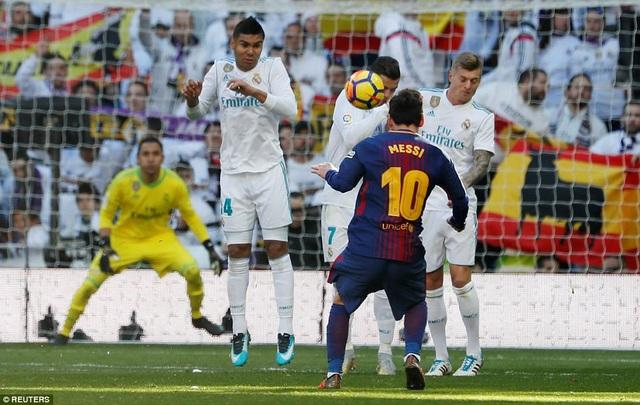 Barcelona - Real Madrid: Bước ngoặt quyết định - 4